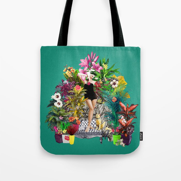 Cultivator Tote Bag