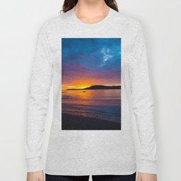 East Coast Sunset Long Sleeve T-shirt