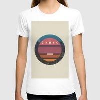 lunar T-shirts featuring Lunar by Trent Kühn