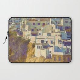 Albufeira citadel houses Laptop Sleeve