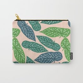 Begonia Maculata Carry-All Pouch