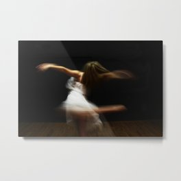 Dancer's move Metal Print