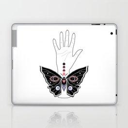 Moon Moth Laptop & iPad Skin