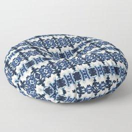 ORNATE SHIBORI Floor Pillow