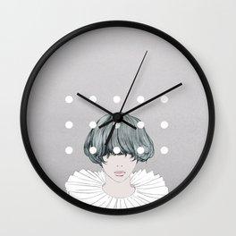 Charlotte Wall Clock