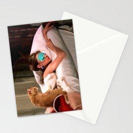 Audrey Hepburn #4 @ Breakfast at Tiffany's Stationery Cards