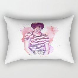 Taehyun Rectangular Pillow