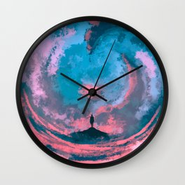 The Great Parting Wall Clock
