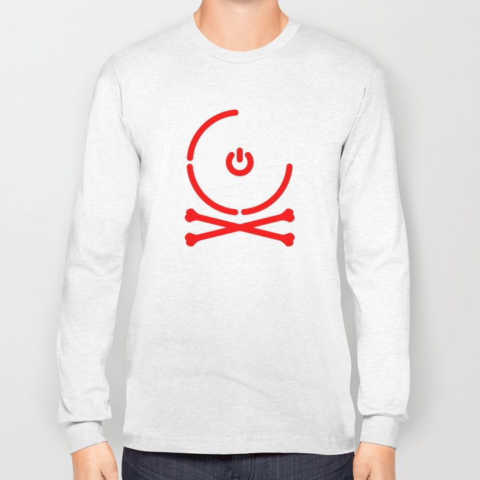 Red Ring Rodger Long Sleeve T-shirt