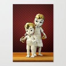 Hansel und Gretel Canvas Print