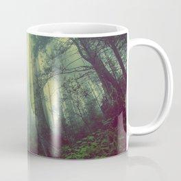 Forest and Fog 01 Coffee Mug