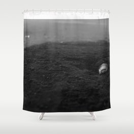 Scale Emotion Shower Curtain
