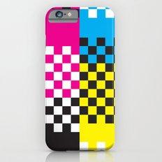 C13 CMY&K iPhone 6s Slim Case