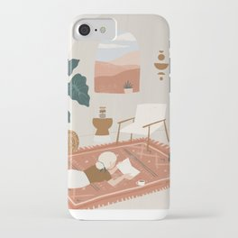 the living room rug iPhone Case