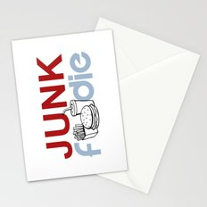 I HEART Junk Food Stationery Cards
