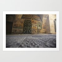 jewish Art Prints featuring Jewish Quarter by colLABorate: ideas & images