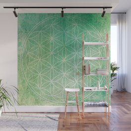 Life of Circles Wall Mural