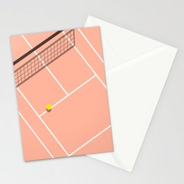Sport Series: Tennis Stationery Cards