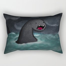 Mar Beast Rectangular Pillow