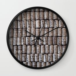 For Wines Lovers Wall Clock
