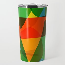 Super Colors Travel Mug