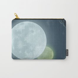 Two Moons Carry-All Pouch