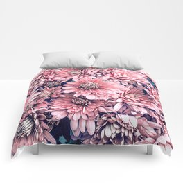 Flower   Photography   Pink Blossoms   Spring   Pattern Comforters
