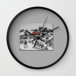 coffee style Wall Clock