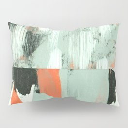 Complicated Simplicity (Diptych) Pillow Sham