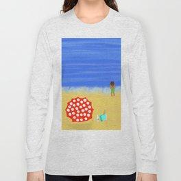 Bliss on the Beach! Long Sleeve T-shirt