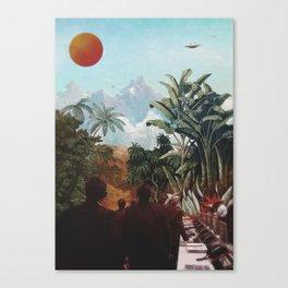 S.E.T.I. Canvas Print