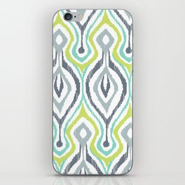 Sketchy IKAT iPhone Skin