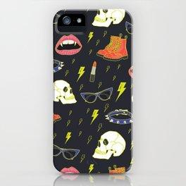 I Dream of Punk iPhone Case