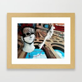 The Idealist Framed Art Print