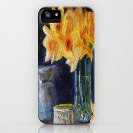 Springs Early Color iPhone Case