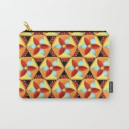 Boho Chic Stars Carry-All Pouch