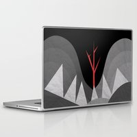 scary Laptop & iPad Skins featuring Scary Night by Creative Brainiacs