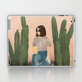 Waiting By Laptop & iPad Skin