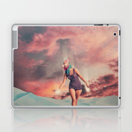 Fading into the Light Laptop & iPad Skin