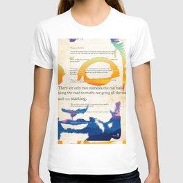 GUATAMA BUDDHA T-shirt