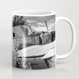 aircraft wreckage Coffee Mug