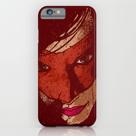 Sister Hazard iPhone & iPod Case