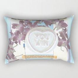 Conceit Rectangular Pillow