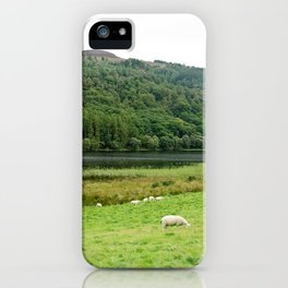 Glendalough Grazers iPhone Case