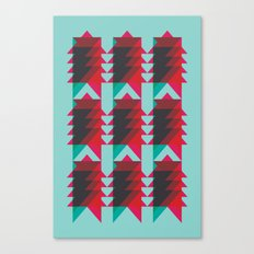 Ziggy Canvas Print