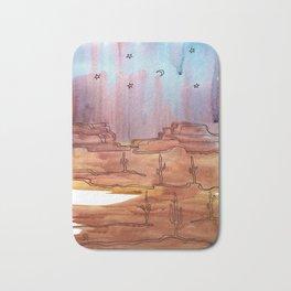 Painted Desert 7 Bath Mat