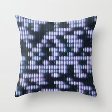 Painted Attenuation 1.4.2 Throw Pillow