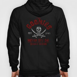The Goonies - Never Say Die Hoody