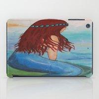 marina iPad Cases featuring Marina by Ashalika