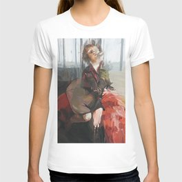 Once a month (Red Riding Hood) T-shirt